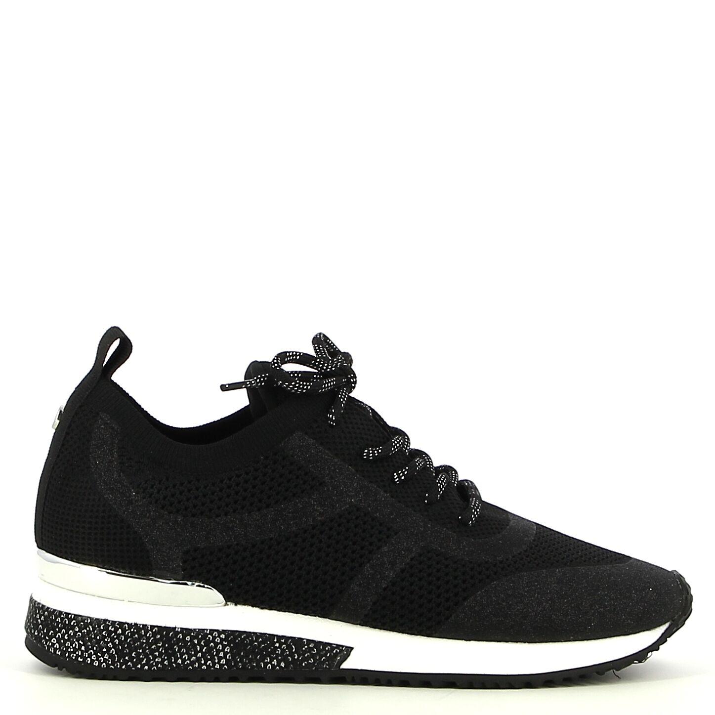 La Strada - Zwart - Sneakers